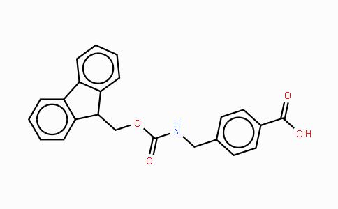 MC439312 | 164470-64-8 | Fmoc-4-Amb-OH Fmoc-(4-aminomethyl) benzoic acid