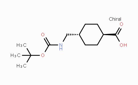 MC439313 | 162046-58-4 | 反-4-(叔丁氧羰氨甲基)环己甲酸