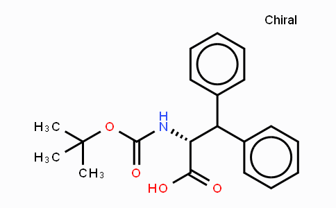 143060-31-5 | BOC-D-3,3-二苯基丙氨酸