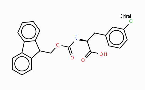 MC439330   198560-44-0   Fmoc-Phe(3-Cl)-OH