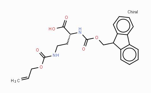 MC439398 | 387824-78-4 | Fmoc-D-Dab(Aloc)-OH