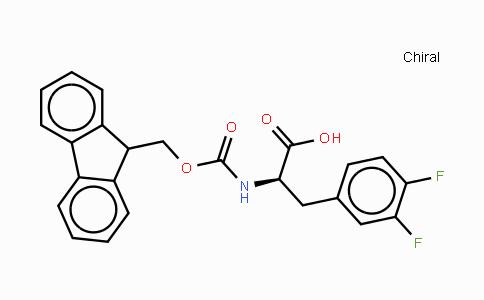 198545-59-4 | Fmoc-D-Phe(3,4-DiF)-OH