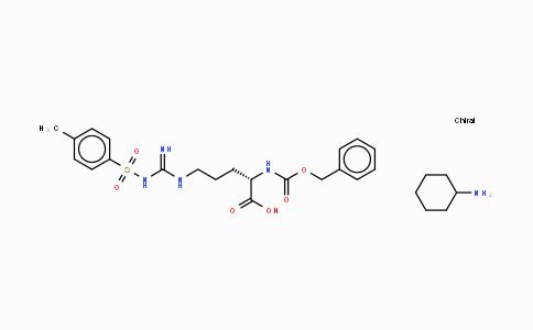 29388-62-3 | N-α-Z-N-ω-tosyl-L-精氨酸环己胺盐