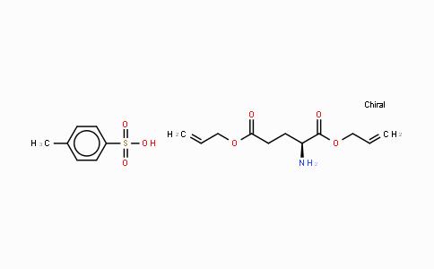 20845-16-3 | L-谷氨酸二烯丙酯盐酸盐
