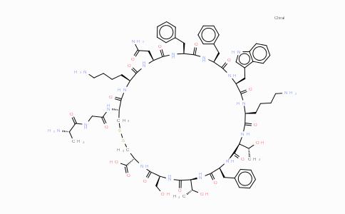 MC439440 | 38916-34-6 | 醋酸生长抑素
