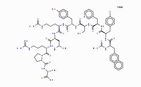 MC439443 | 130143-01-0 | Cetrelix Acetate