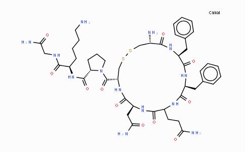 56-59-7 | Felypressin Acetate