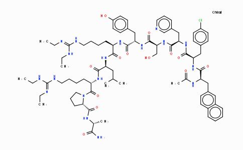 124904-93-4 | 醋酸加尼瑞克