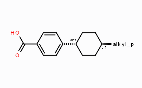 DY440463 | 4-trans(4'-n-alkyl cyclohexyl)benzoic acid
