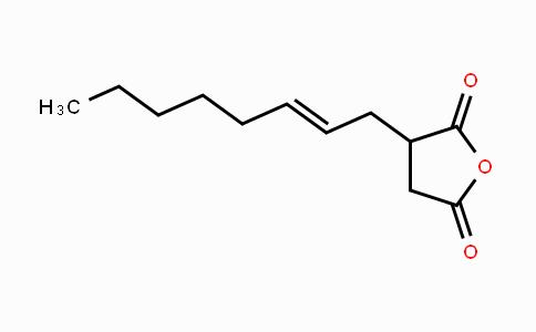 26680-54-6 | 2-辛烯基琥珀酸酐(顺反异构体混和物)