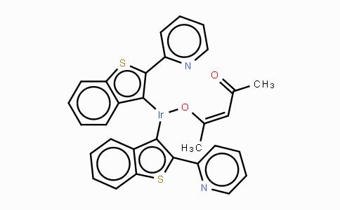 MC440669 | 343978-79-0 | 双(2-(2'-苯并噻吩基)吡啶-N,C3')(乙酰丙酮)合铱