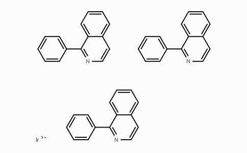 435293-93-9 | 三[1-苯基异喹啉-C2,N]铱(III)(升华精制)