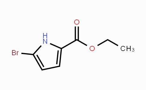 740813-37-0 | 5-溴吡咯-2-羧酸乙酯