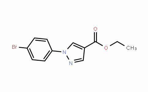 138907-76-3 | 1 - (4 -溴苯基)-1H -吡唑-4-羧酸乙酯
