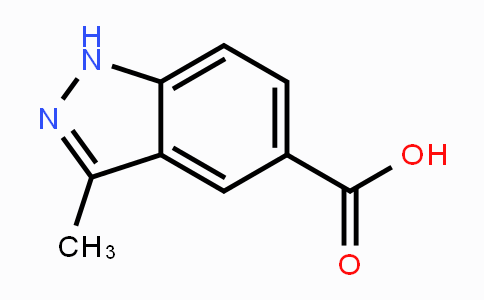 MC441184 | 885223-58-5 | 3-methyl-1H-indazole-5-carboxylic acid