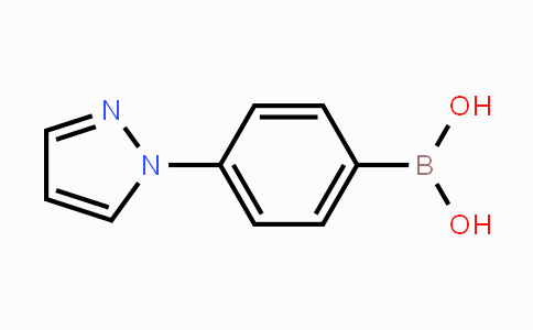 MC441446 | 891270-35-2 | 4-(1H-pyrazol-1-yl)phenylboronic acid