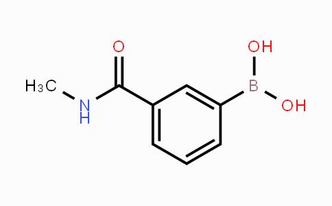 MC441463 | 832695-88-2 | 3-(methylcarbamoyl)phenylboronic acid