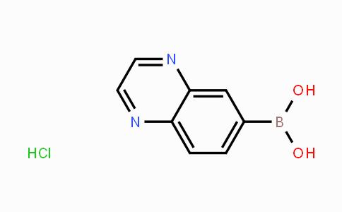 MC441472 | 852362-25-5 | quinoxalin-6-ylboronic acid hydrochloride