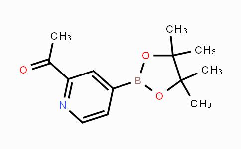 MC441589 | 741709-58-0 | 1-(4-(4,4,5,5-tetramethyl-1,3,2-dioxaborolan-2-yl)pyridin-2-yl)ethanone