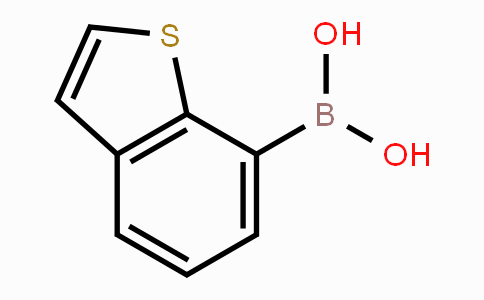 628692-17-1 | 苯并[B]噻吩-7-基硼酸