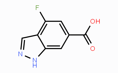 MC441783 | 447-44-9 | 4-fluoro-1H-indazole-6-carboxylic acid