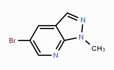 887115-56-2 | 5-bromo-1-methyl-1H-pyrazolo[3,4-b]pyridine