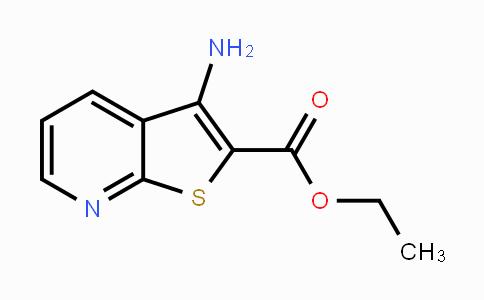 52505-46-1 | 3-氨基噻吩并[2,3-B]吡啶-2-甲酸乙酯