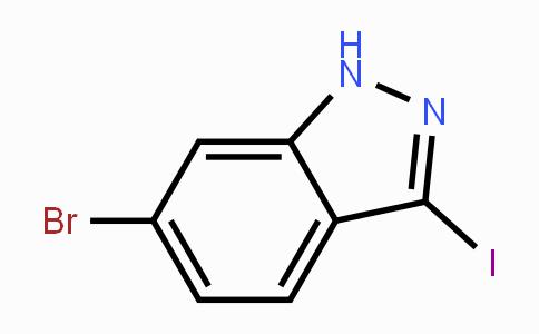 885521-88-0 | 6-bromo-3-iodo-1H-indazole