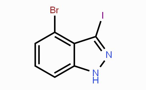 885521-72-2   4-bromo-3-iodo-1H-indazole