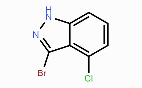 885521-40-4   3-bromo-4-chloro-1H-indazole