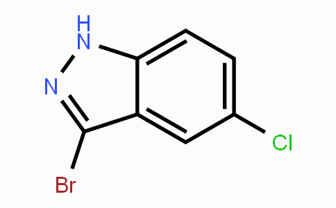 885521-43-7 | 3-bromo-5-chloro-1H-indazole