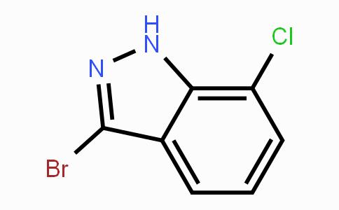 MC441892 | 885521-96-0 | 3-bromo-7-chloro-1H-indazole