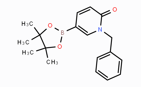 870067-55-3 | 1-benzyl-5-(4,4,5,5-tetramethyl-1,3,2-dioxaborolan-2-yl)pyridin-2(1H)-one