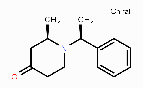 89467-37-8 | (R)-2-methyl-1-((S)-1-phenylethyl)piperidin-4-one