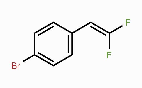 84750-93-6 | 1-bromo-4-(2,2-difluorovinyl)benzene