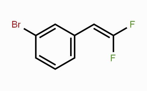 84750-92-5 | 1-bromo-3-(2,2-difluorovinyl)benzene