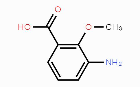 861306-04-9 | 3-amino-2-methoxybenzoic acid