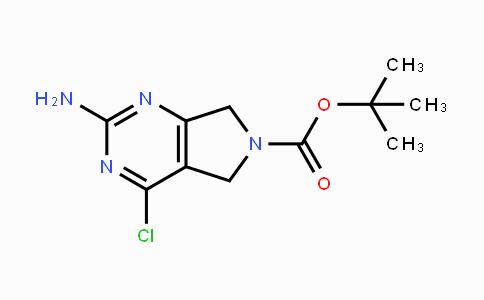 1207175-28-7 | tert-butyl 2-amino-4-chloro-5H-pyrrolo[3,4-d]pyrimidine-6(7H)-carboxylate