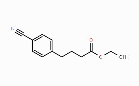 131379-33-4 | 4-(4-氰基苯基)丁酸乙酯