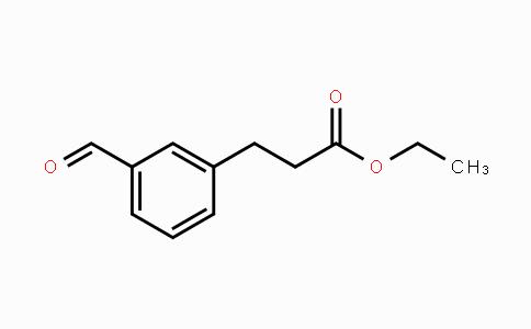 MC442213 | 110114-05-1 | 3-甲酰基苯丙酸乙酯