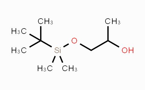 DY442258 | 116286-81-8 | 1-((tert-butyldimethylsilyl)oxy)propan-2-ol
