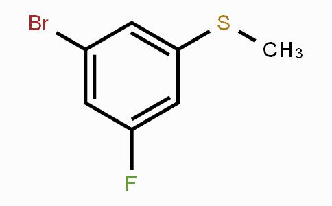 MC442272 | 453566-03-5 | (3-bromo-5-fluorophenyl)(methyl)sulfane