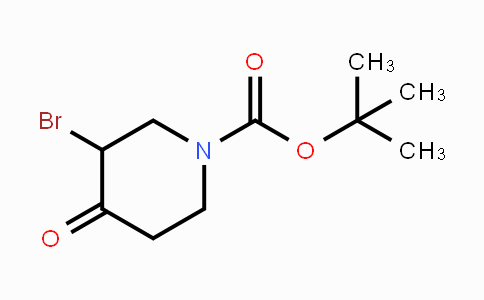 188869-05-8 | tert-butyl 3-bromo-4-oxopiperidine-1-carboxylate
