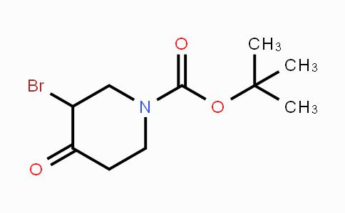 MC442328 | 188869-05-8 | tert-butyl 3-bromo-4-oxopiperidine-1-carboxylate