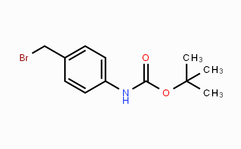 239074-27-2 | tert-butyl (4-(bromomethyl)phenyl)carbamate