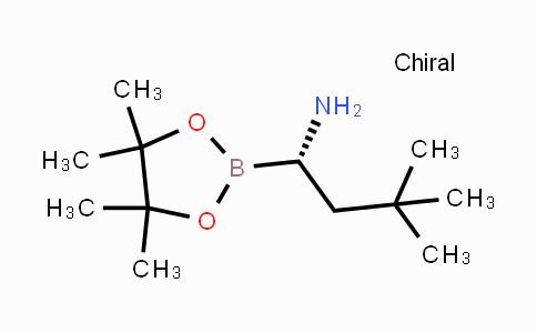 DY442598 | 1259299-98-3 | (S)-3,3-dimethyl-1-(4,4,5,5-tetramethyl-1,3,2-dioxaborolan-2-yl)butan-1-amine