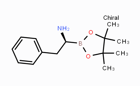 DY442600 | 1259300-06-5 | (S)-2-phenyl-1-(4,4,5,5-tetramethyl-1,3,2-dioxaborolan-2-yl)ethanamine