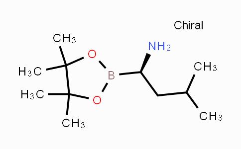 DY442603 | 1029701-30-1 | (R)-3-methyl-1-(4,4,5,5-tetramethyl-1,3,2-dioxaborolan-2-yl)butan-1-amine