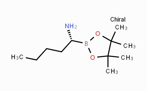 DY442604 | 1259365-04-2 | (R)-1-(4,4,5,5-tetramethyl-1,3,2-dioxaborolan-2-yl)pentan-1-amine