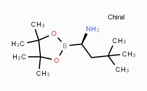DY442606 | 1259299-99-4 | (R)-3,3-dimethyl-1-(4,4,5,5-tetramethyl-1,3,2-dioxaborolan-2-yl)butan-1-amine